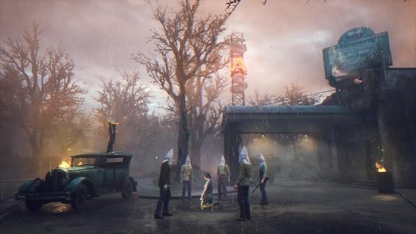 Скриншот №9 к The Sinking City