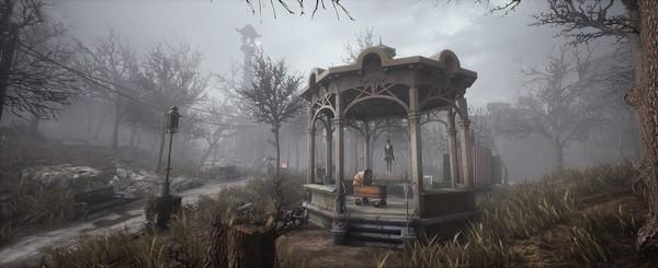 Скриншот №8 к The Sinking City