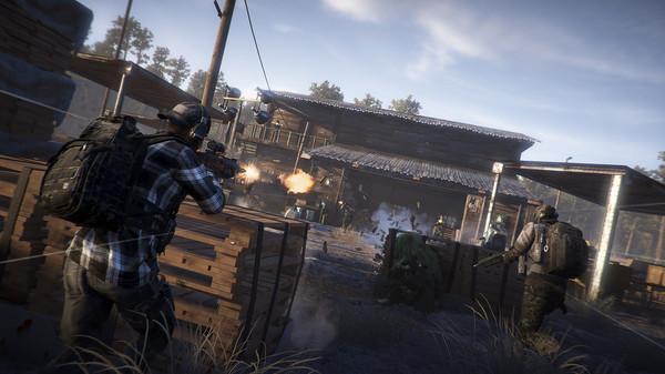 Скриншот №1 к Tom Clancys Ghost Recon® Wildlands - Ghost War Pass