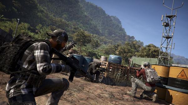 Скриншот №5 к Tom Clancys Ghost Recon® Wildlands - Ghost War Pass