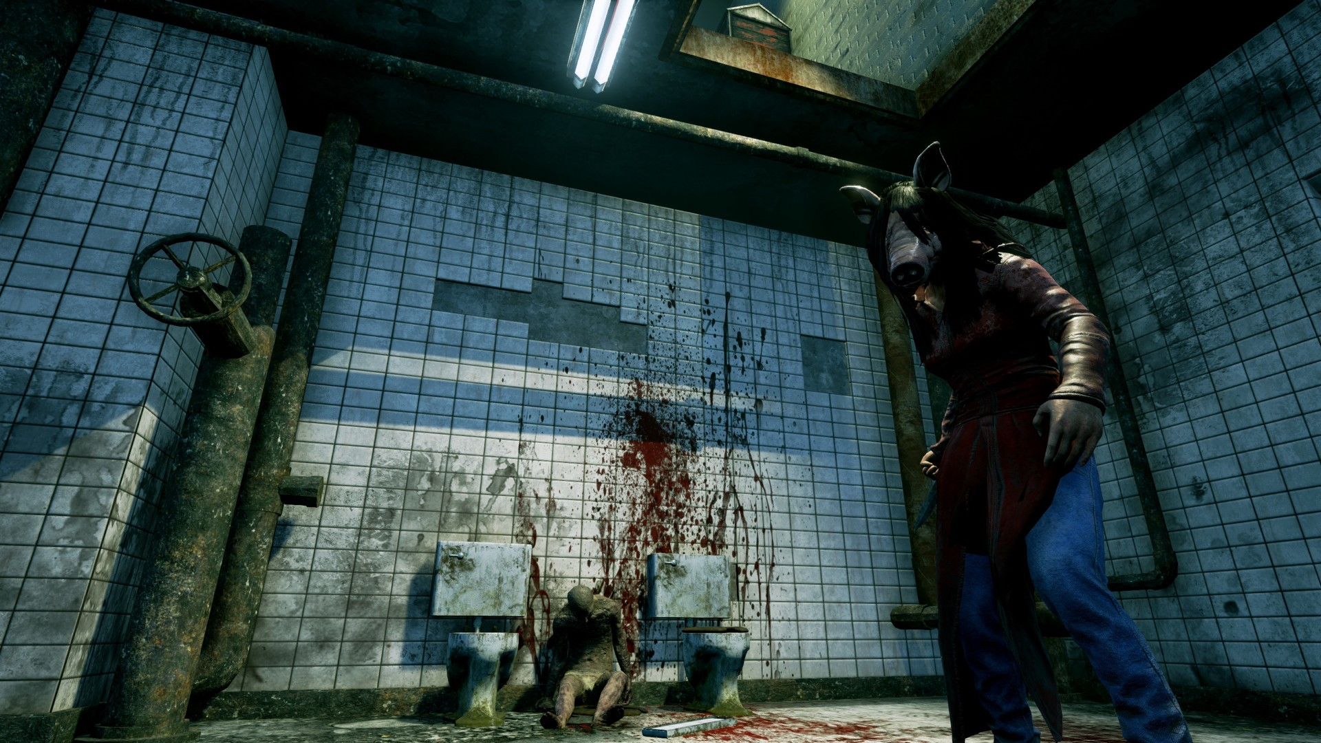 KHAiHOM.com - Dead by Daylight - the Saw® Chapter