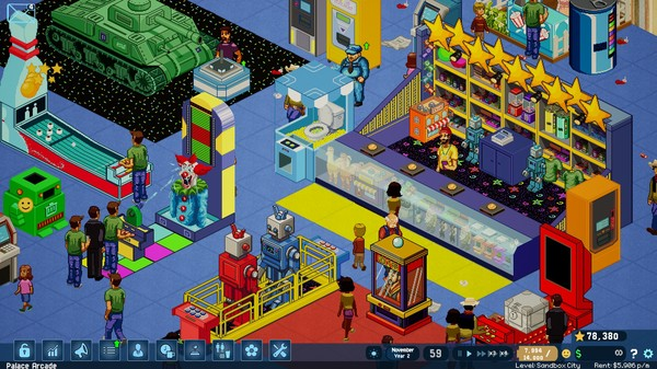 Arcade Tycoon screenshot