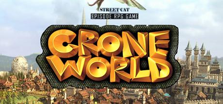 CRONEWORLD RPG ADVENTURE - 1 Cover Image