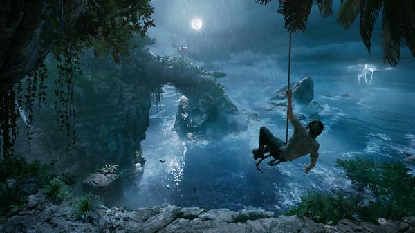 Скриншот №3 к Shadow of the Tomb Raider Definitive Edition
