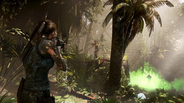 Скриншот №1 к Shadow of the Tomb Raider Definitive Edition