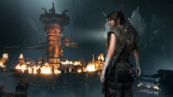 Скриншот №4 к Shadow of the Tomb Raider Definitive Edition