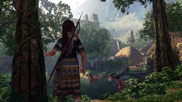 Скриншот №10 к Shadow of the Tomb Raider Definitive Edition