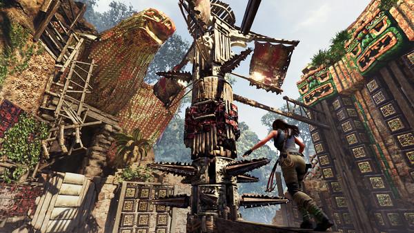 Скриншот №9 к Shadow of the Tomb Raider Definitive Edition