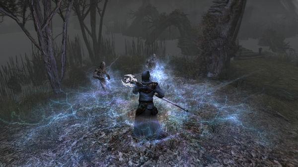Скриншот №8 к Two Worlds II HD