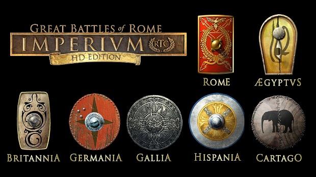 Imperivm RTC - HD Edition
