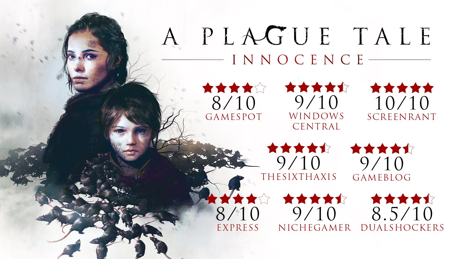 KHAiHOM.com - A Plague Tale: Innocence