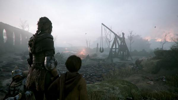 Скриншот №7 к A Plague Tale Innocence