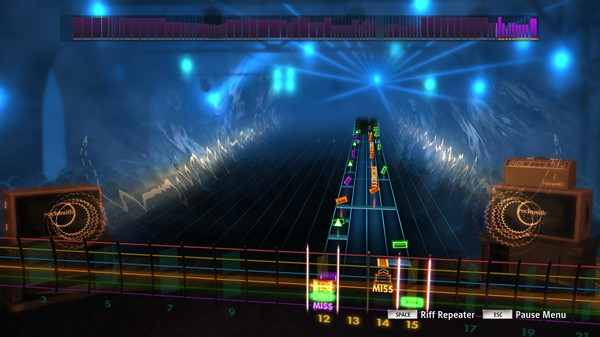 """Скриншот №2 к Rocksmith® 2014 Edition – Remastered – The Outlaws - """"Green Grass  High Tides"""""""