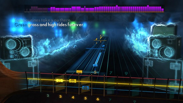 """Скриншот №5 к Rocksmith® 2014 Edition – Remastered – The Outlaws - """"Green Grass  High Tides"""""""