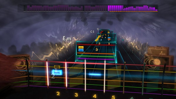 """Скриншот №1 к Rocksmith® 2014 Edition – Remastered – The Outlaws - """"Green Grass  High Tides"""""""