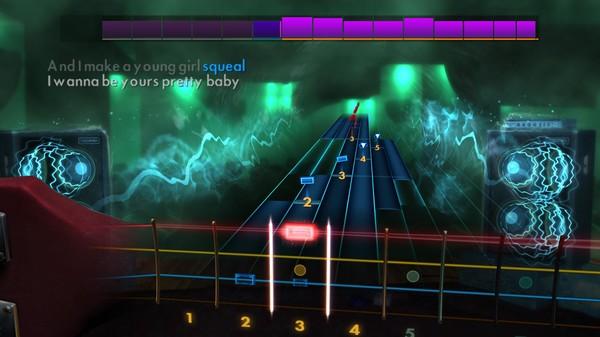 "Скриншот №3 к Rocksmith® 2014 Edition – Remastered – George Thorogood - ""Bad to the Bone"""