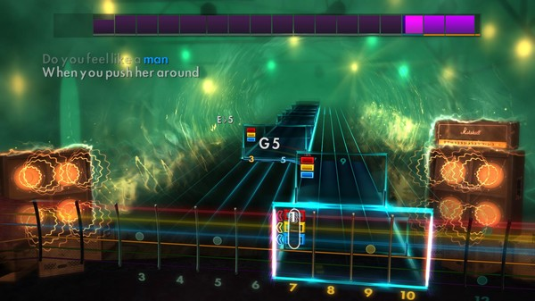 "Скриншот №3 к Rocksmith® 2014 Edition – Remastered – The Red Jumpsuit Apparatus - ""Face Down"""