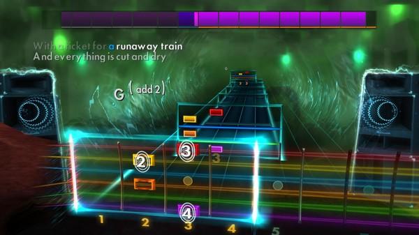 "Скриншот №5 к Rocksmith® 2014 Edition – Remastered – Soul Asylum - ""Runaway Train"""