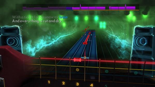 "Скриншот №2 к Rocksmith® 2014 Edition – Remastered – Soul Asylum - ""Runaway Train"""