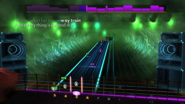 "Скриншот №3 к Rocksmith® 2014 Edition – Remastered – Soul Asylum - ""Runaway Train"""
