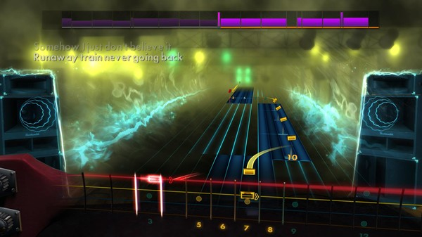 "Скриншот №4 к Rocksmith® 2014 Edition – Remastered – Soul Asylum - ""Runaway Train"""