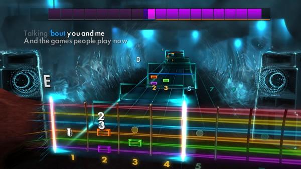 Скриншот №1 к Rocksmith® 2014 Edition – Remastered – 60s Mix Song Pack III