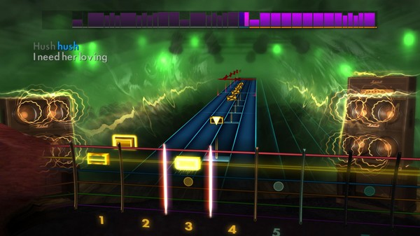 "Скриншот №1 к Rocksmith® 2014 Edition – Remastered – Deep Purple - ""Hush"""