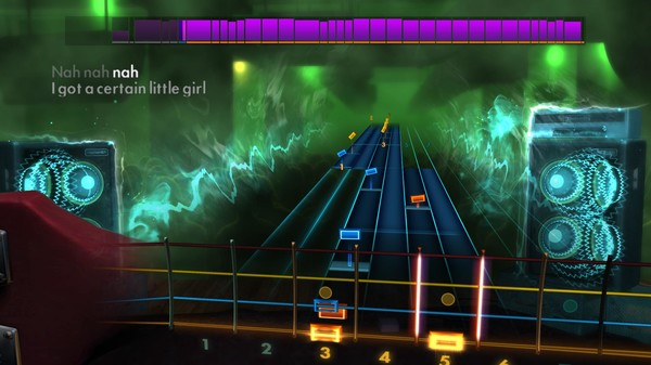 "Скриншот №4 к Rocksmith® 2014 Edition – Remastered – Deep Purple - ""Hush"""