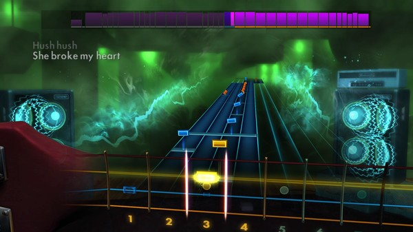 "Скриншот №2 к Rocksmith® 2014 Edition – Remastered – Deep Purple - ""Hush"""