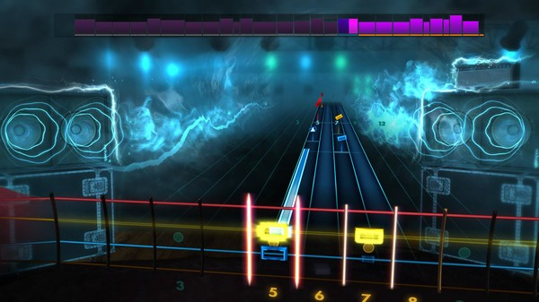 """Скриншот №5 к Rocksmith® 2014 Edition – Remastered – The Youngbloods - """"Get Together"""""""