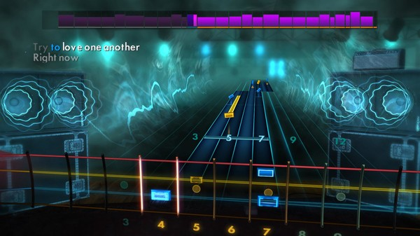 """Скриншот №1 к Rocksmith® 2014 Edition – Remastered – The Youngbloods - """"Get Together"""""""