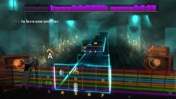 """Скриншот №2 к Rocksmith® 2014 Edition – Remastered – The Youngbloods - """"Get Together"""""""