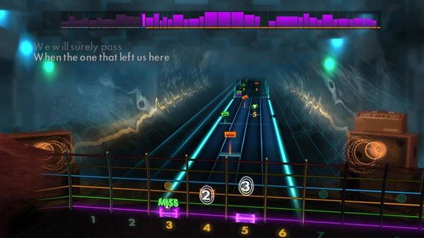 """Скриншот №3 к Rocksmith® 2014 Edition – Remastered – The Youngbloods - """"Get Together"""""""