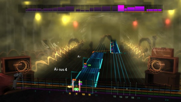 "Скриншот №1 к Rocksmith® 2014 Edition – Remastered – Shania Twain - ""Man! I Feel Like a Woman!"""