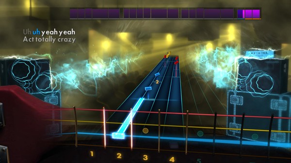 "Скриншот №4 к Rocksmith® 2014 Edition – Remastered – Shania Twain - ""Man! I Feel Like a Woman!"""