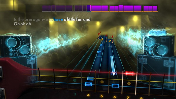 "Скриншот №5 к Rocksmith® 2014 Edition – Remastered – Shania Twain - ""Man! I Feel Like a Woman!"""