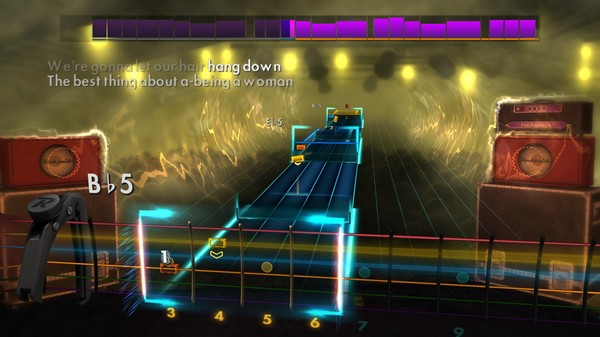"Скриншот №2 к Rocksmith® 2014 Edition – Remastered – Shania Twain - ""Man! I Feel Like a Woman!"""