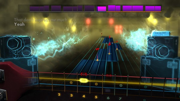 "Скриншот №4 к Rocksmith® 2014 Edition – Remastered – Shania Twain - ""That Dont Impress Me Much"""