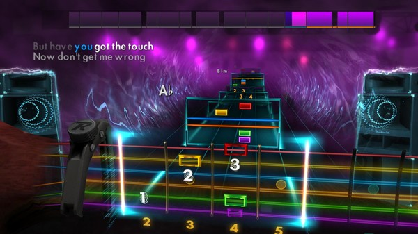 "Скриншот №2 к Rocksmith® 2014 Edition – Remastered – Shania Twain - ""That Dont Impress Me Much"""