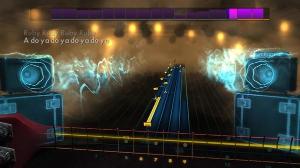 "Скриншот №5 к Rocksmith® 2014 Edition – Remastered – Kaiser Chiefs - ""Ruby"""