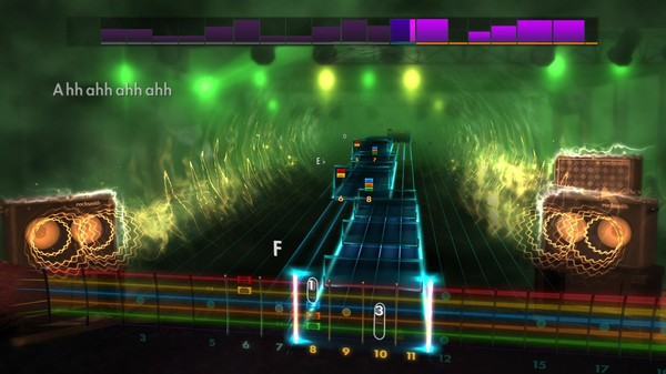 "Скриншот №2 к Rocksmith® 2014 Edition – Remastered – Kaiser Chiefs - ""I Predict a Riot"""