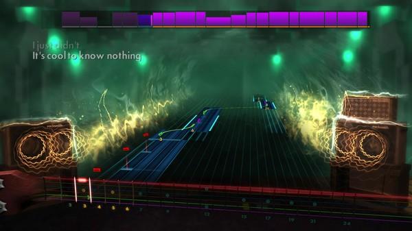 "Скриншот №2 к Rocksmith® 2014 Edition – Remastered – Kaiser Chiefs - ""Never Miss a Beat"""