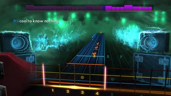 "Скриншот №4 к Rocksmith® 2014 Edition – Remastered – Kaiser Chiefs - ""Never Miss a Beat"""