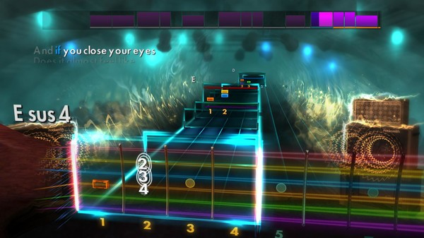 Скриншот №4 к Rocksmith® 2014 Edition – Remastered – 2010s Mix Song Pack IV