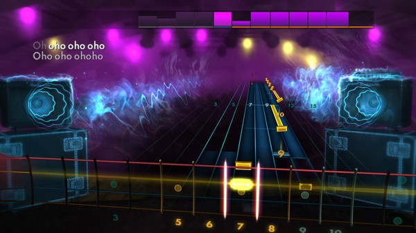 "Скриншот №5 к Rocksmith® 2014 Edition – Remastered – James Bay - ""Hold Back the River"""