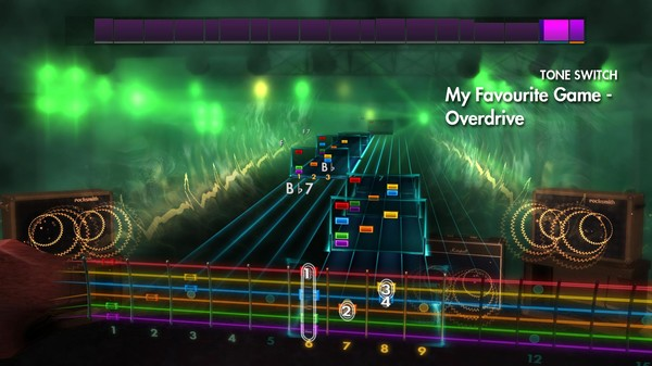 """Скриншот №1 к Rocksmith® 2014 Edition – Remastered – The Cardigans - """"My Favourite Game"""""""