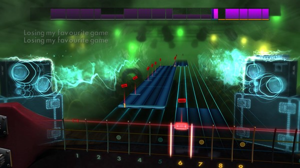 """Скриншот №3 к Rocksmith® 2014 Edition – Remastered – The Cardigans - """"My Favourite Game"""""""
