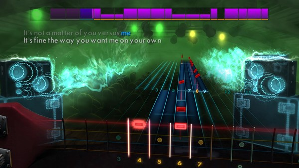 """Скриншот №5 к Rocksmith® 2014 Edition – Remastered – The Cardigans - """"My Favourite Game"""""""