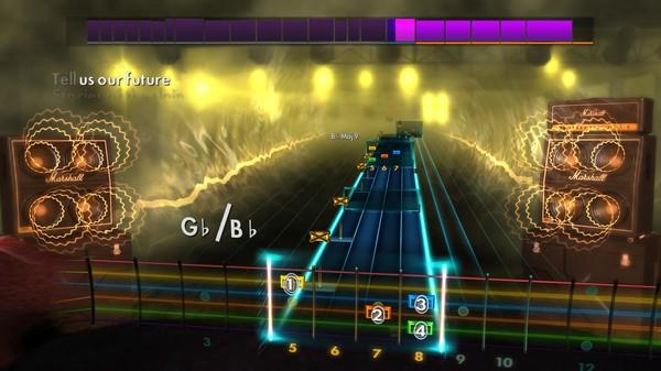 Скриншот №2 к Rocksmith® 2014 Edition – Remastered – Dethklok Song Pack II