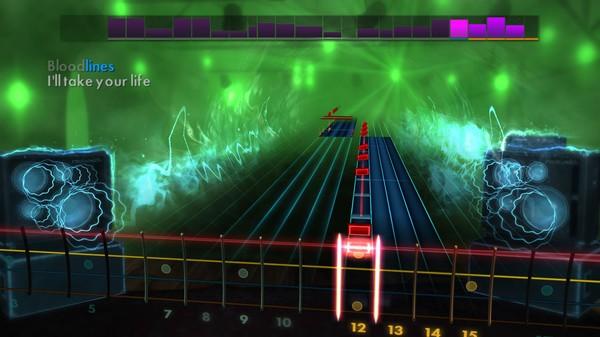 Скриншот №4 к Rocksmith® 2014 Edition – Remastered – Dethklok Song Pack II